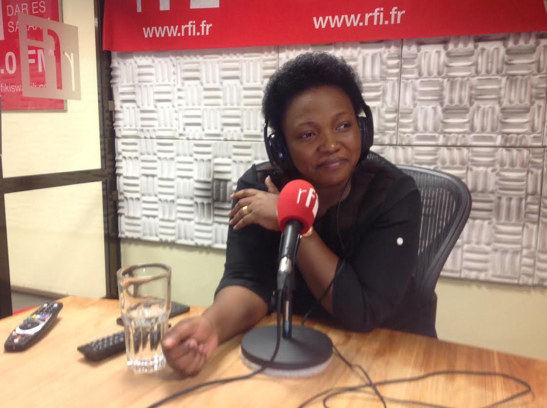 Muimbaji wa nyimbo za Injili wa nchini Tanzania Martha Mwaipaja