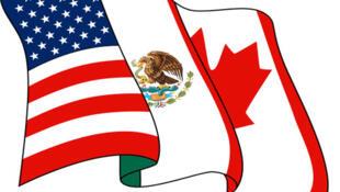 Tutocin kasashen kungiyar Alena,Mexico,Canada da Amurka