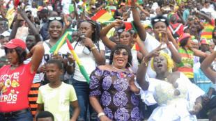 Hier, le stade du 28-Septembre à Conakry, était le point d'orgue des manifestations du 60e anniversaire de l'indépendance.