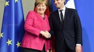 Kansela wa Ujerumani Angela Merkel na rais wa Ufaransa Emmanuel Macron wasema Ulaya inahitaji kuwa na jeshi la pamoja kwa kukabiliana na adui.