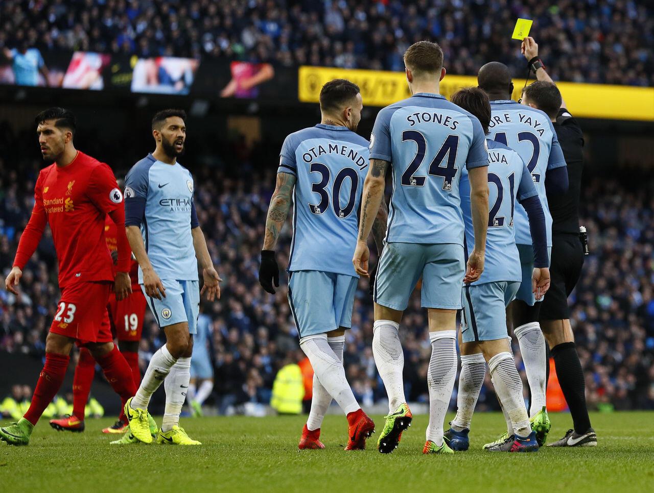 Manchester City ta sha kashi a hannun Liverpool da ci 3-0 a zagayen farko na matakin wasan dab da na kusan karshe a gasar zakarun Turai