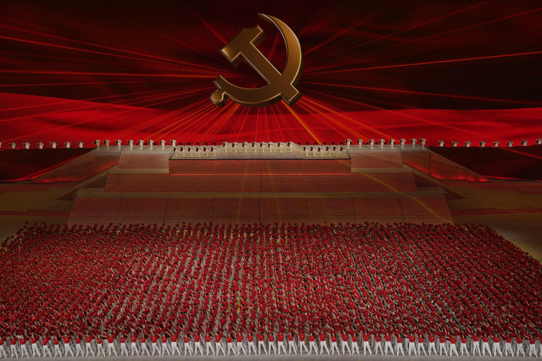 Chine - parti communiste - centenaire