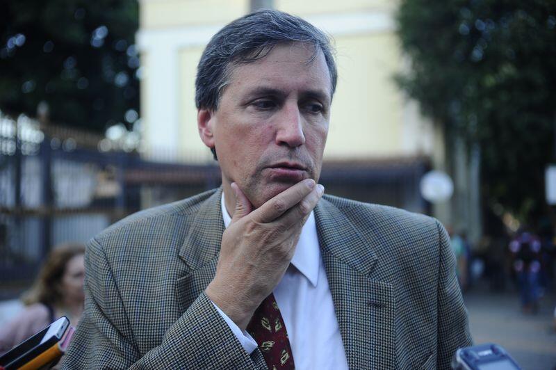 O jurista brasileiro Pedro Dallari, presidente da Comissão da Verdade desde 2013.
