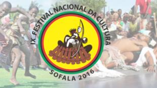 Logotipo do Festival Nacional de Cultura em Moçambique 2016