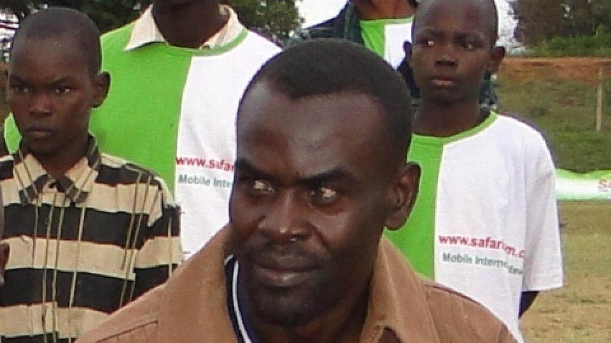 Mkurugenzi mtendaji wa klabu ya Gor Mahia nchini Kenya Lordvick Aduda.