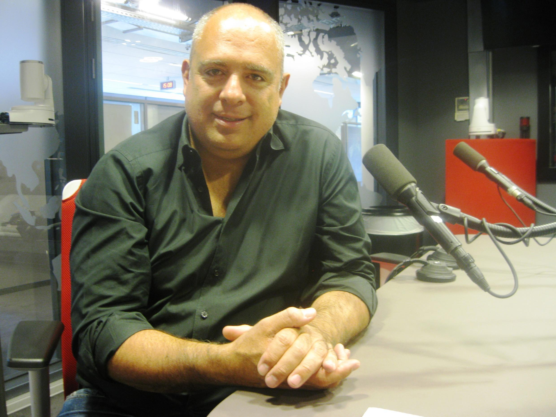 Emilio Maillé en RFI.