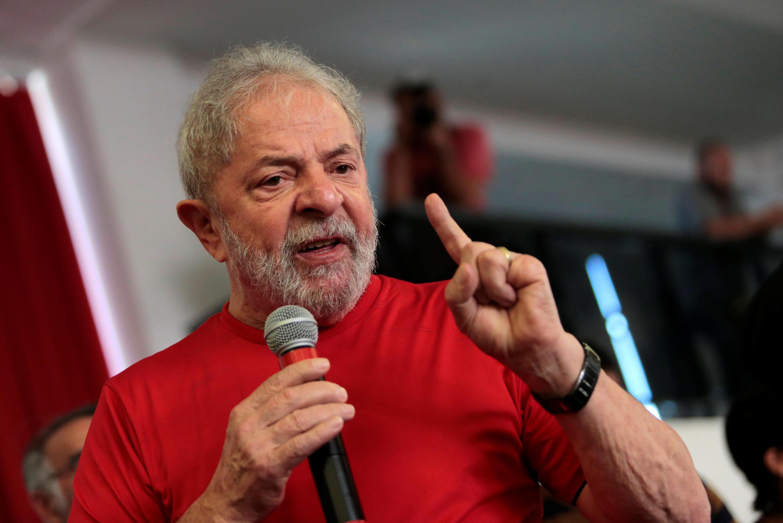 Tsohon shugaban kasar Brazil, Inacio Lula Da Silva