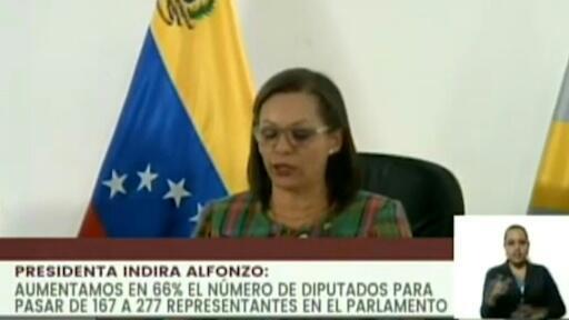 Venezuela convoca a elecciones parlamentarias el 6 de diciembre
