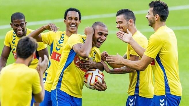 A equipa do Estoril - Praia