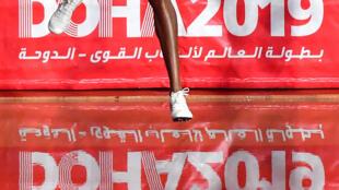 Os Campeonatos do Mundo de atletismo decorrem em Doha no Qatar.