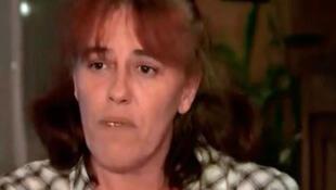 A mãe de Serena que escondeu sua filha durante dois anos.