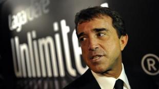 Arnaud Lagardère, directeur du groupe Lagardère