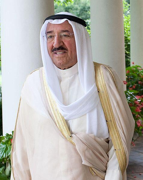 شیخ صباح الاحمد الجابرالصباح- امیرکویت