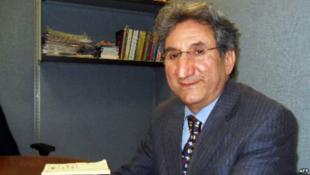 بهروز بیات، کارشناس سابق آژانس بینالمللی انرژی اتمی در وین