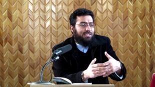 Mobacher Moslemyar_Professeur de theologie à l'université de Kaboul assassiné