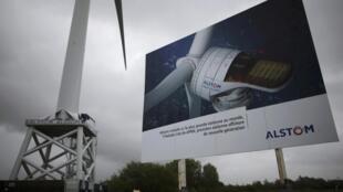 O grupo americano General Electric fez uma oferta de 10 bilhões de euros para comprar o setor de energia da empresa francesa Alstom.