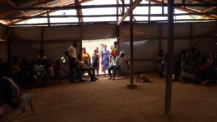 Nigeria - Enregistrement réfugies camerounais