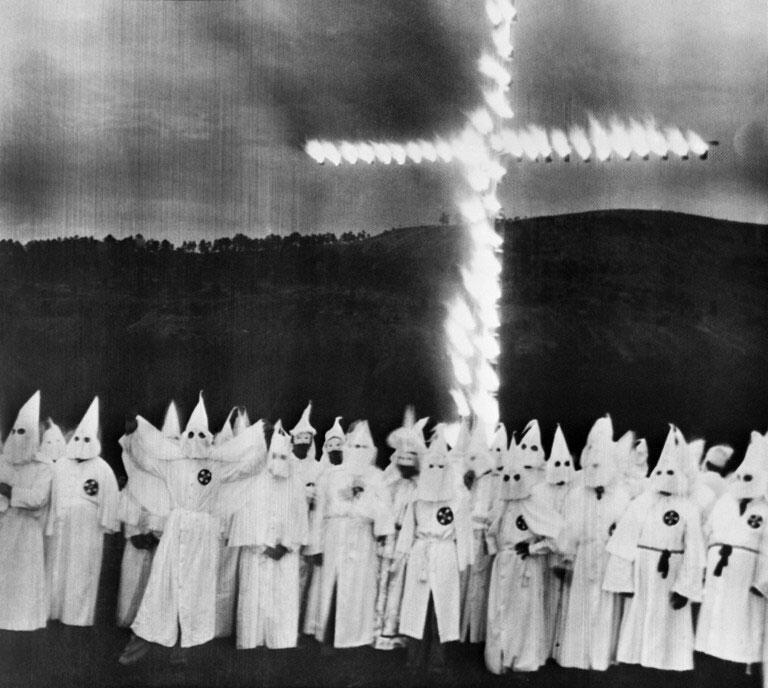 Le Ku Klux Klan a semé la terreur jusque dans les années 1960.