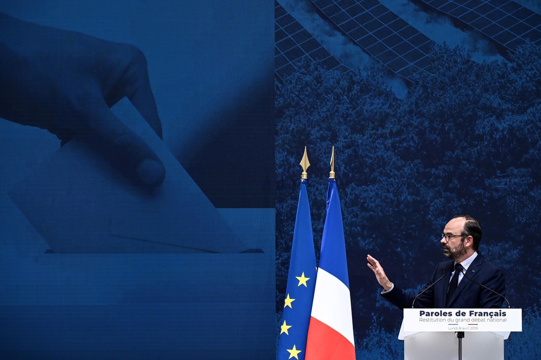 Édouard Philippe, primeiro-ministro francês