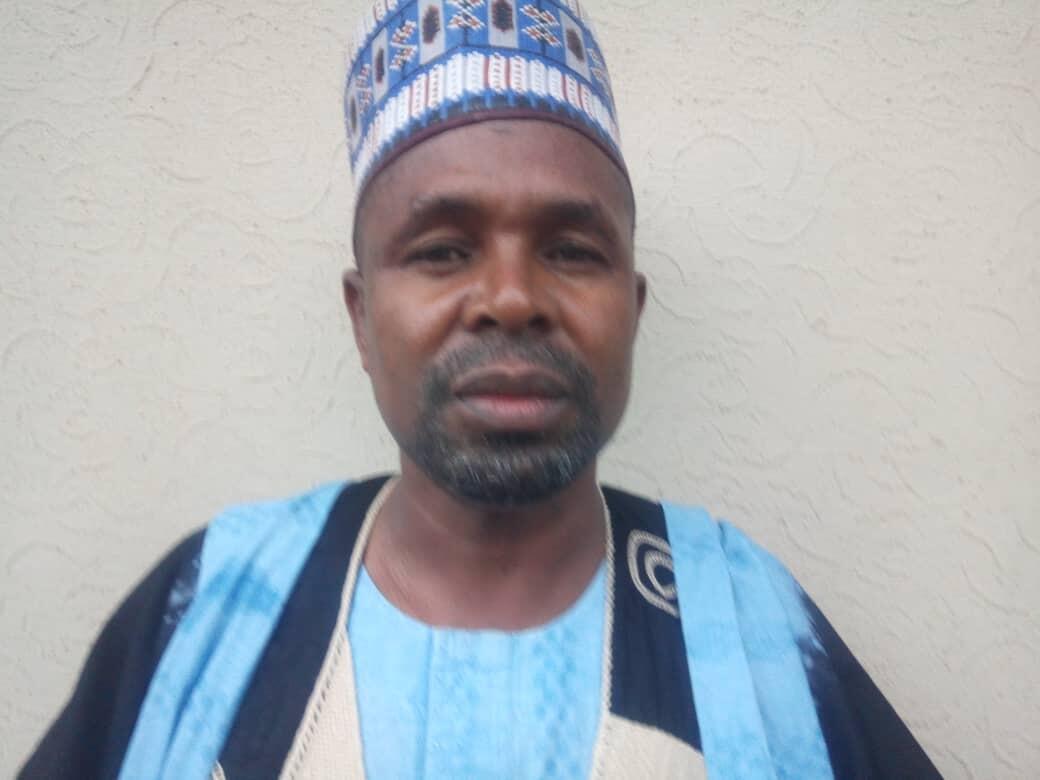 Alhaji Usman Adamu Sarkin Fulani jihar Kwara