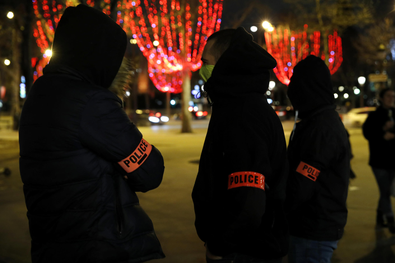Cerca de 12.000 polícias vão patrulhar Paris