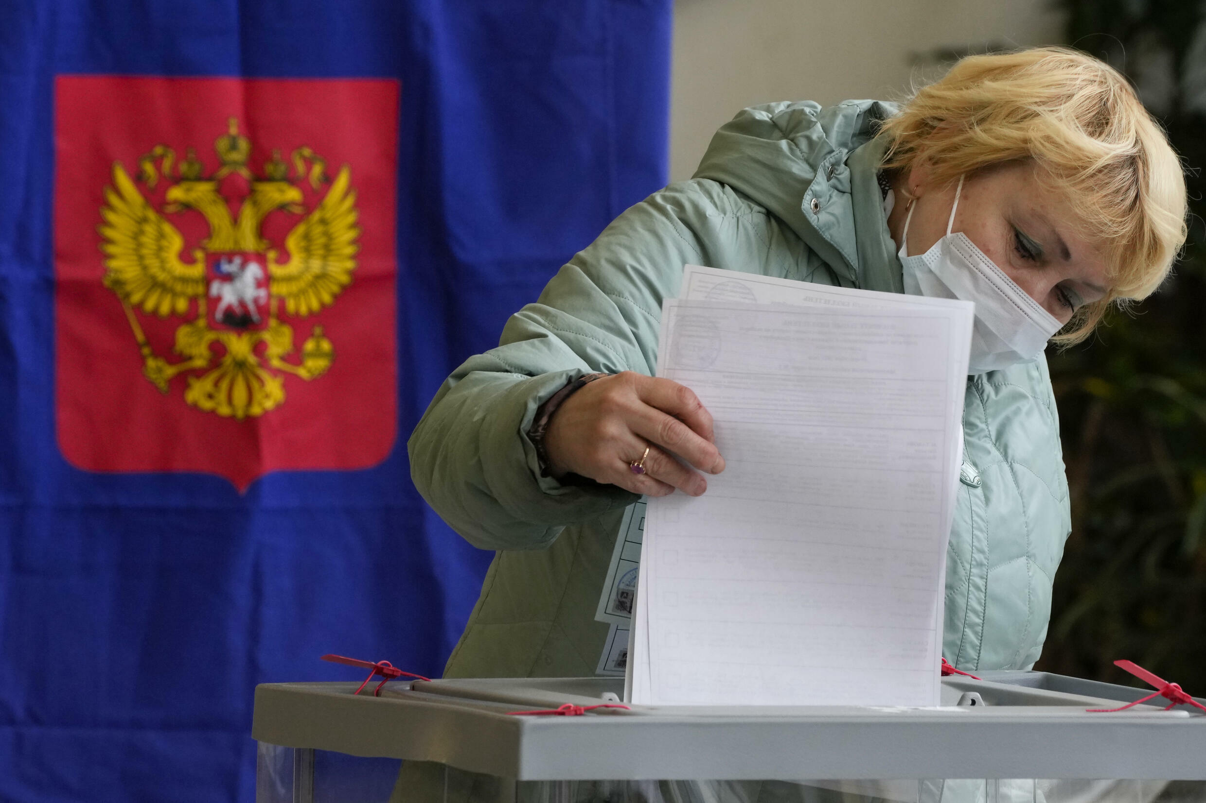 Russie - Elections