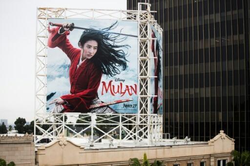 美國加州一木蘭影片廣告 2020年3月