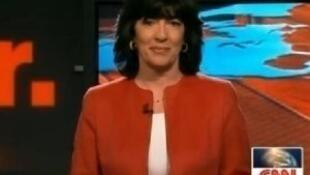 کریستین امانپور، خبرنگار ایرانی-آمریکایی شبکه تلویزیونی CNN