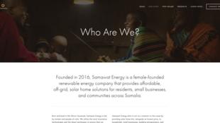 Samawat Energy est une entreprise spécialisée dans les kits solaires.