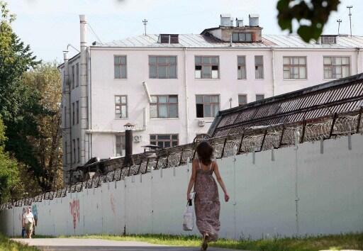 Nhà tù Lefovorto trong vùng Matxcơva, nơi giam giữ nhiều tù nhân chính trị Nga và Ukraina.