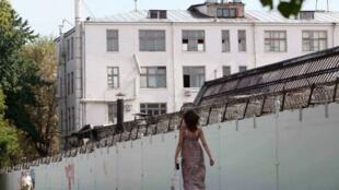 La prison de haute sécurité de Lefovorto, à Moscou.