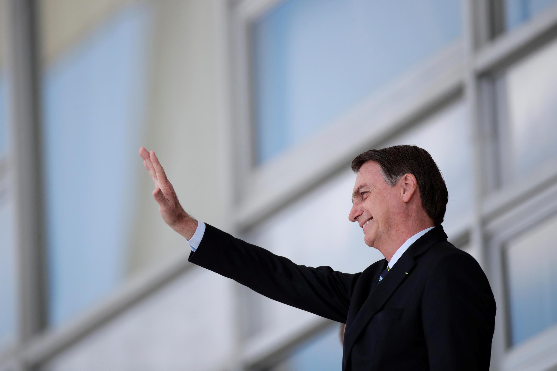 Première visite officielle aux Etats-Unis, ce mardi 19 mars 2018, pour le nouveau président brésilien, Jair Bolsonaro.