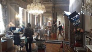 A terceira temporada da famosa série francesa Baron Noir, da emissora Canal+, foi rodada sob a égide da proteção ambiental.