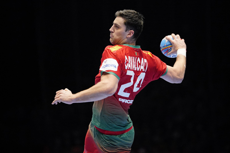 Alexandre Cavalcanti - Nantes - Portugal - Andebol - Handball - JO2020 - Selecção Portuguesa