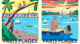 Paris Plages 2017 du 08 juillet au 03 septembre 2017