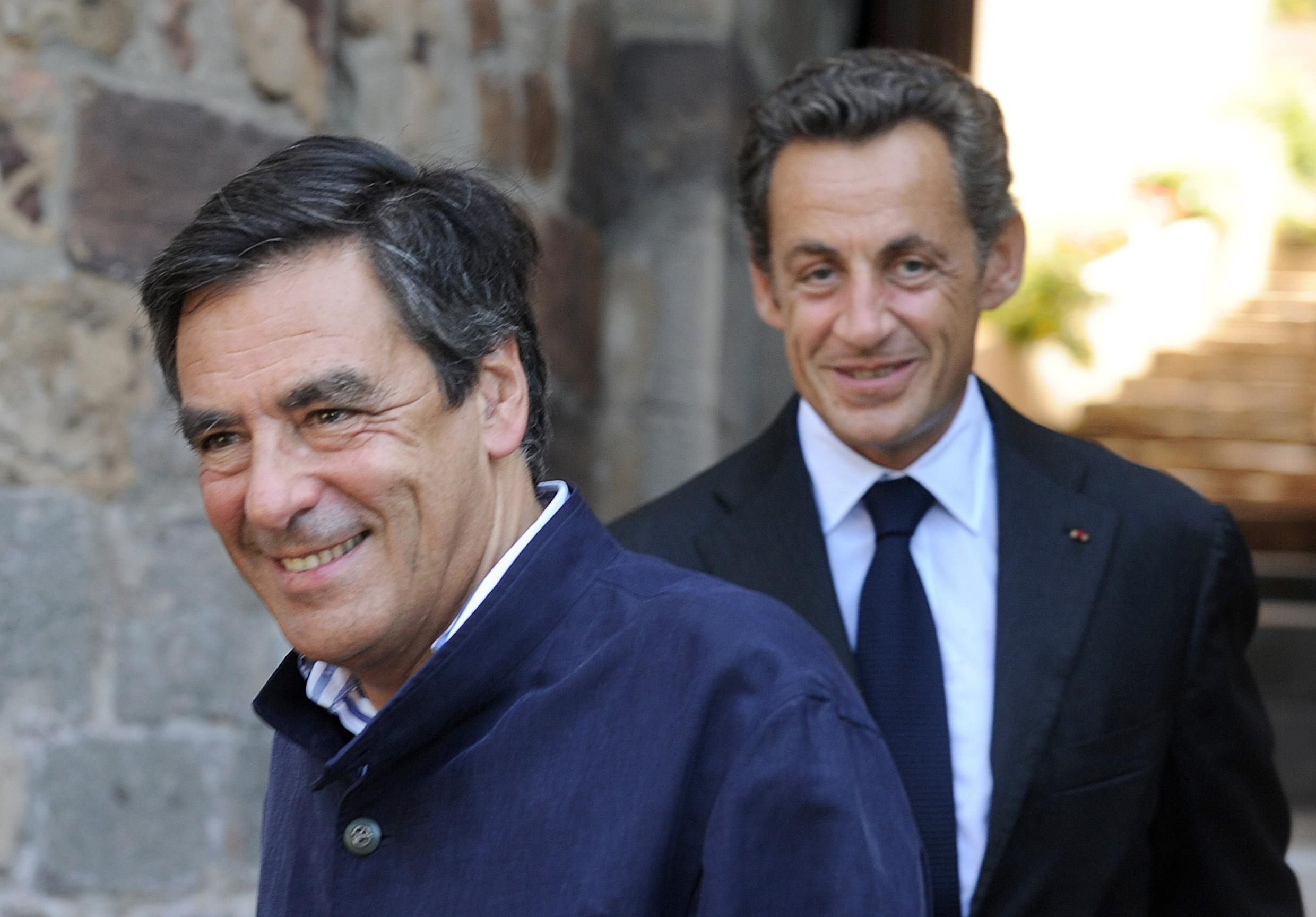 Sarkozy tipped to lose in 2012