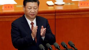习近平8月1日于人民大会堂发表讲话