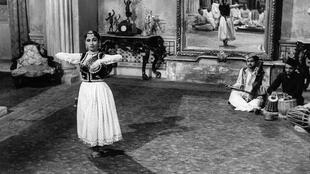 صحنهای از اتاق موسیقیف اثر ساتیاجیت رای