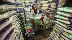 A alta dos preços dos alimentos é uma das causas das manifestações no Oriente Médio e África do Norte.