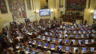 Parlamento Colômbia