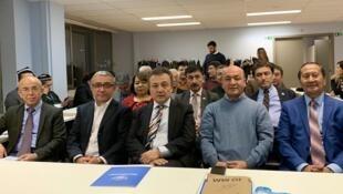 維吾爾代表大會