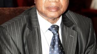 Le nouveau Premier ministre malien Diango Cissoko.