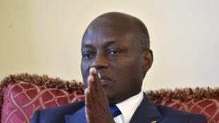 José Mário Vaz, Presidente da Guiné-Bissau. 2 de Maio de 2017.