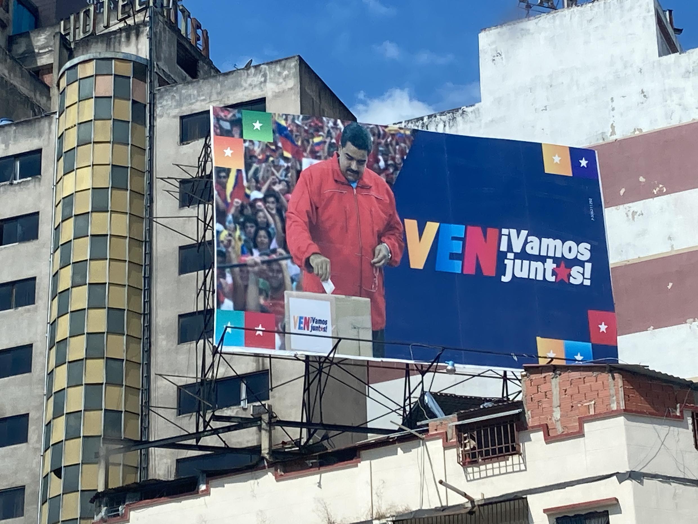 fin campagne legislatives decembre 2020 venezuela maduro