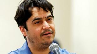 L'opposant iranien Ruhollah Zam, un temps exilé en France, le 30 juin 2020 Il a été exécuté le 12 décembre 2020