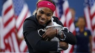 Serena Williams é hexacampeã do US Open.