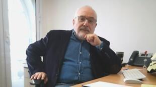 Héctor Saint-Pierre, professor de Relações Internacionais da Universidade Estadual Paulista