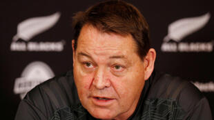 Steve Hansen led New Zealand to the 2015 rugby world cup crown.