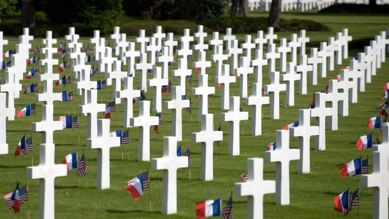 France holds quiet D-Day commemorations in shadow of coronavirus