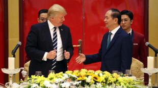 Vietnam - Donald Trump